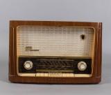 Radio, Grundig, Hifi Zauberklang Typ 2070/S 1950-tal