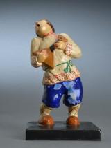 Boris Krilov. Figur af lertøj