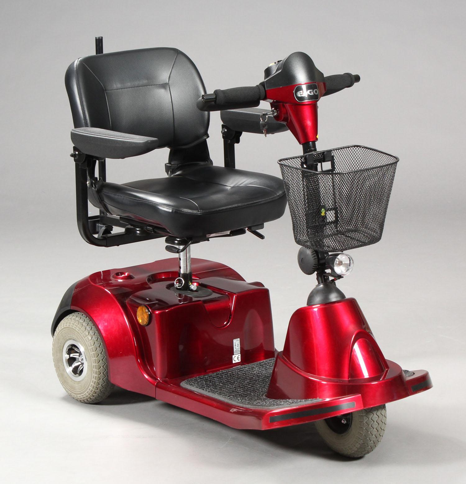 el scooter herning