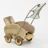 Puppenwagen, 1950er Jahre