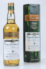 Port Ellen Whisky. Douglas Laing old malt cask 2006