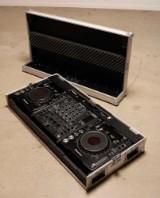 Pioneer transportabelt digitalt DJ-anlæg DJM-800 og 2 CDJ 1000MK3