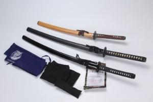 Dating samurai sværd