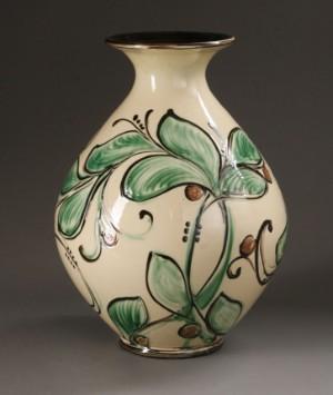 Kähler: Gulvvase af keramik | Lauritz.com