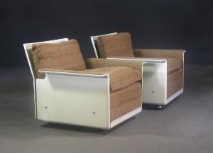 furniture dieter rams zwei sessel aus dem programm 620 f r vitsoe 2 de. Black Bedroom Furniture Sets. Home Design Ideas