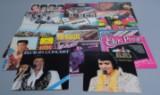 Samling LP´er, bl.a. Beatles og Elvis Presley (17)