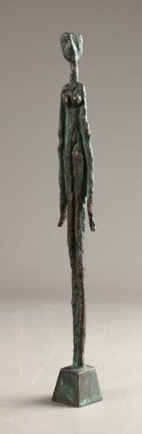 Preben Boye, skulptur, bronze