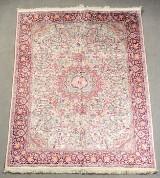 Cashmere, natural silk, India
