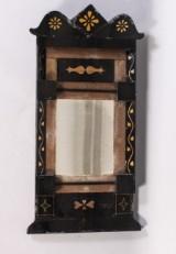 Spegel, s.k. glasmästarspegel, Karl Johan, 1800-tal