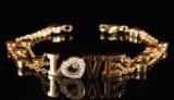 Chopard bracelet, 'Happy Diamonds', 18 kt., 0.25 ct.
