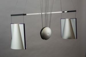 Tre Ci Luce Ko-No Doppia S-ADJ, Design: Paolo Bistacchi | Lauritz.com