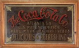 Spejl. Coca Cola