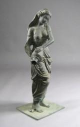 Ubekendt fransk kunstner, 1800/1900-tallet. Skulptur