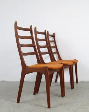 slutpris f r set st hle der 1960 70er jahre. Black Bedroom Furniture Sets. Home Design Ideas