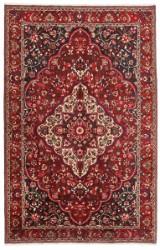 Persisk handknuten matta, Bakhtiari, 335x212 cm