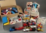 Samling blandet LEGO i tre kasser (3)