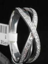 18kt diamond ring approx. 0.31ct