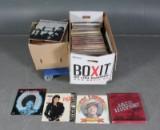 Ca. 285 LP'er, rock, pop, blues, jazz, klassisk m.m. (285)