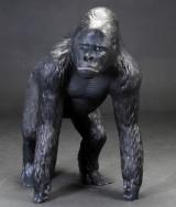 Gorilla af kunstmateriale