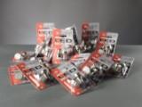 6V multifunktionelle LED pærer til baglygter, lys/bremselys. (40)