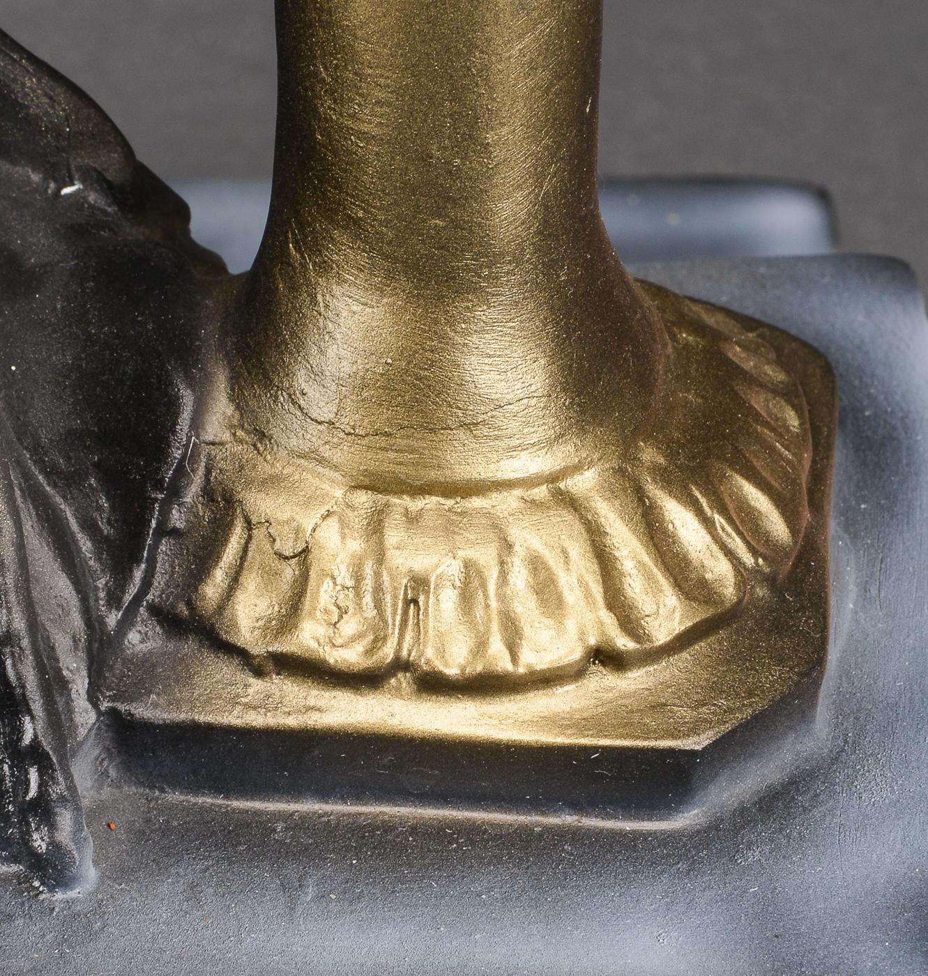 Figurlampe af Charles Chaplin  