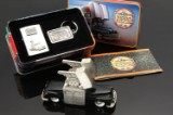 Large Zippo lighter collection (130)