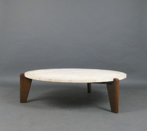 Lot 3722864 jean prouve coffee table model table africaine gueridon bas - Table basse jean prouve ...
