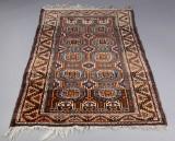 Persisk tæppe, 165 x 104 cm.