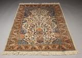 Orientalsk tæppe. 190 x 120 cm.