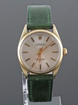 18kt. Rolex oyster perpetual wristwatch