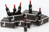 30 flasker (5 kasser) spansk rødvin. 2009 Roulette D. O. Montsant