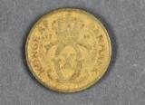 Møntsamling i 2 bind