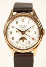 Men's watch, Buren (Grand Prix)