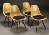 Charles Eames. skalstole, model DSW (4)