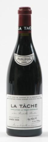 1 fl. La Tâche Domaine de la Romanée-Conti 1999 (1)