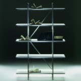 Antonio Citterio for Flexform. Shelf, model Carlotta