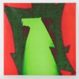 Reinhard H.W. Brand, Phoenix, Fine Art Print auf Leinwand / Mischtechnik