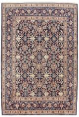 Persisk handknuten matta Moud, 297x200 cm