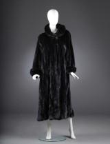 Naum mink coat, size 40-42