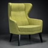 Niels Gammelgaard for Woodmark. Sandra easy chair
