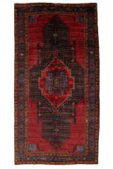 Persisk Senneh tæppe, 300 x 150 cm.