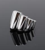 Mads Ziegler, Biggest tube ring af sterling sølv, str. 54