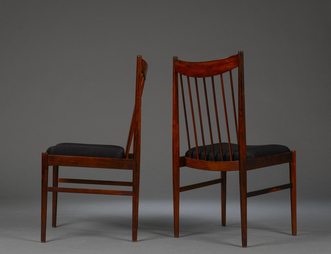 Sibast møbler. Stol af palisander  