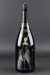 1 flaske MG (1,5 l.) Champagne Taittinger 'Grands Crus' 2000 Millenium
