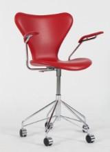 Arne Jacobsen. Kontorstol, model 3217.