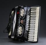Excelsior. Harmonika, model Accordiana