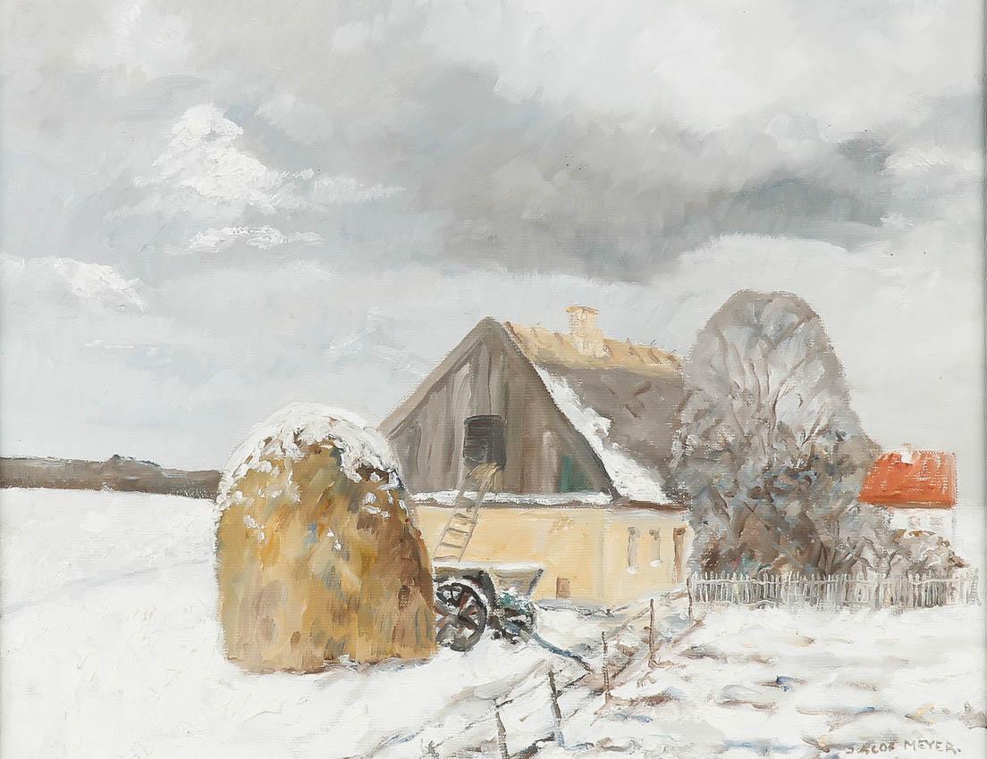jacob meyer kunstmaler priser