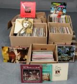LP-samling ca 700 stk