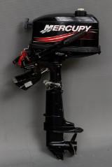 Bådmotor mrk. Mercury, 5 hk.