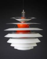 Poul Henningsen for Louis Poulsen. Contrast pendant